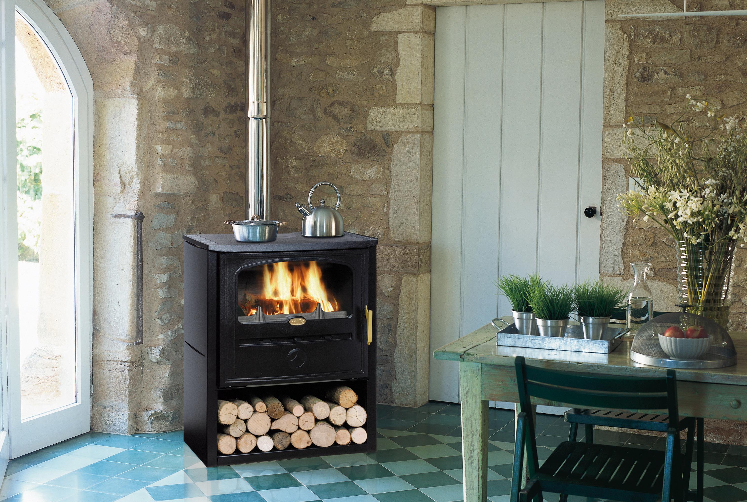 Vendita stufe a legna pellet gas e elettriche vieni a - Stufe piccole a legna ...