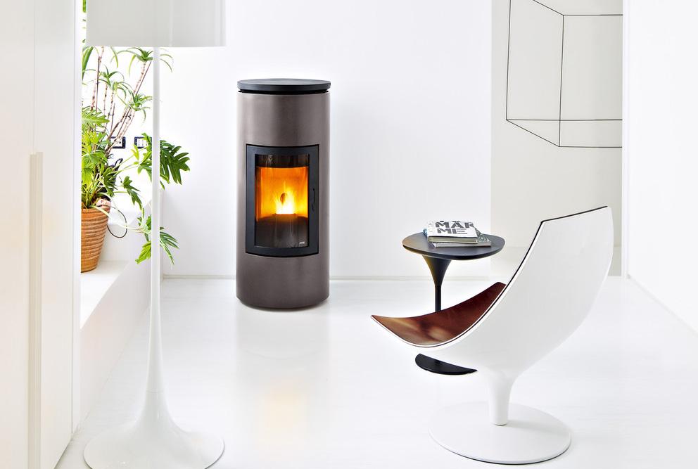 Vendita stufe a legna pellet gas e elettriche vieni a for Stufe pellet mcz