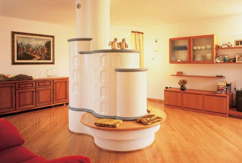 Tavoli ovali moderni trasparenti - Stufe elettriche a parete per bagno ...