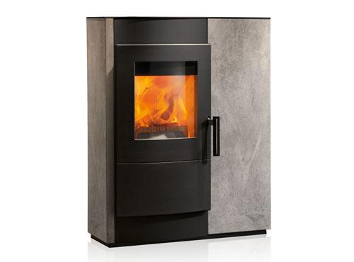 Vendita stufe a legna pellet gas e elettriche vieni a fare un preventivo per la tua stufa - Stufa combinata legna pellet ...