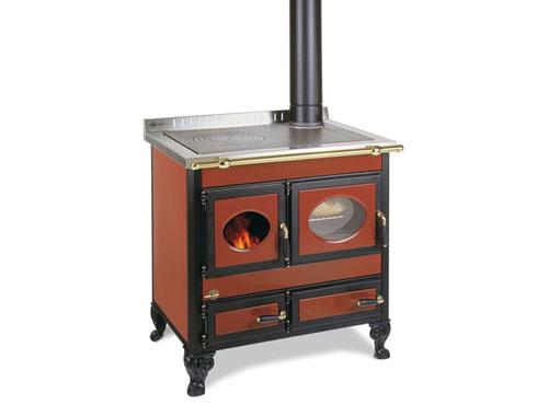 Vendita stufe a legna pellet gas e elettriche vieni a - Termocucina a legna usata ...